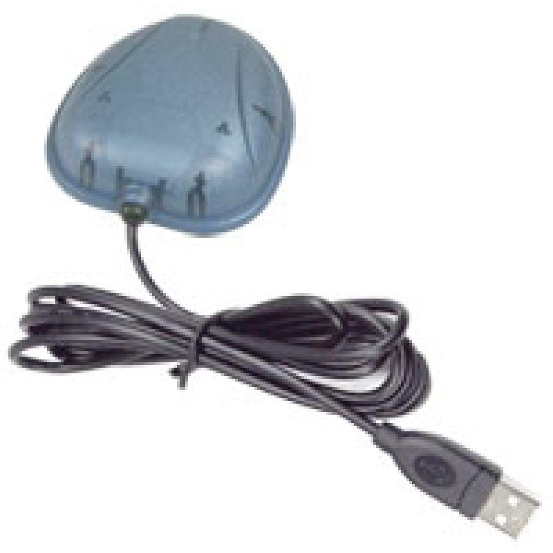 Antena GPS de Alta Sensibilidad USB Haicom HI-204III USB