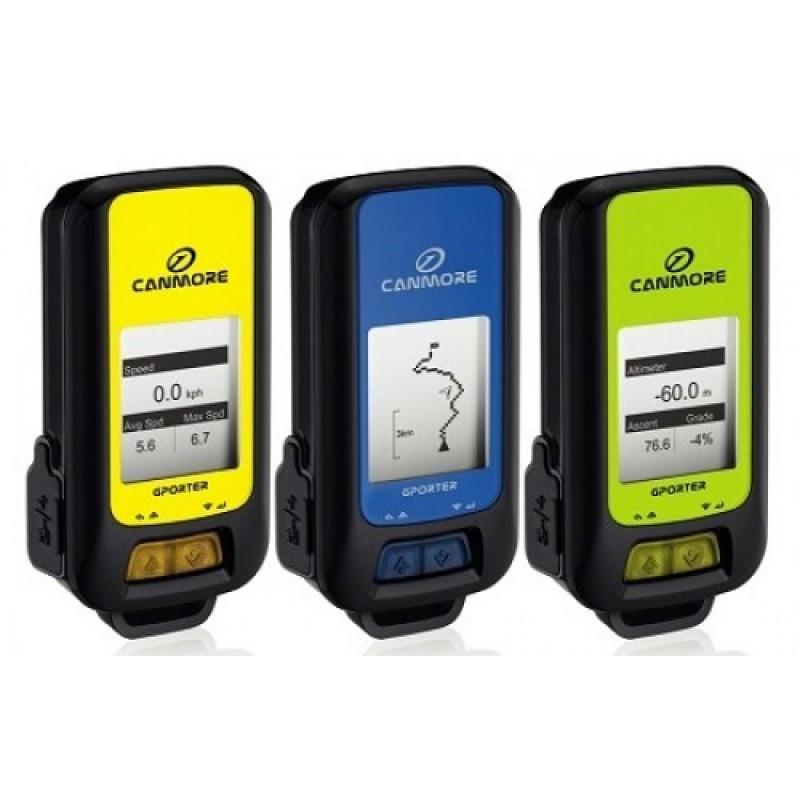 Grabador de Rutas GPS Canmore G-Porter