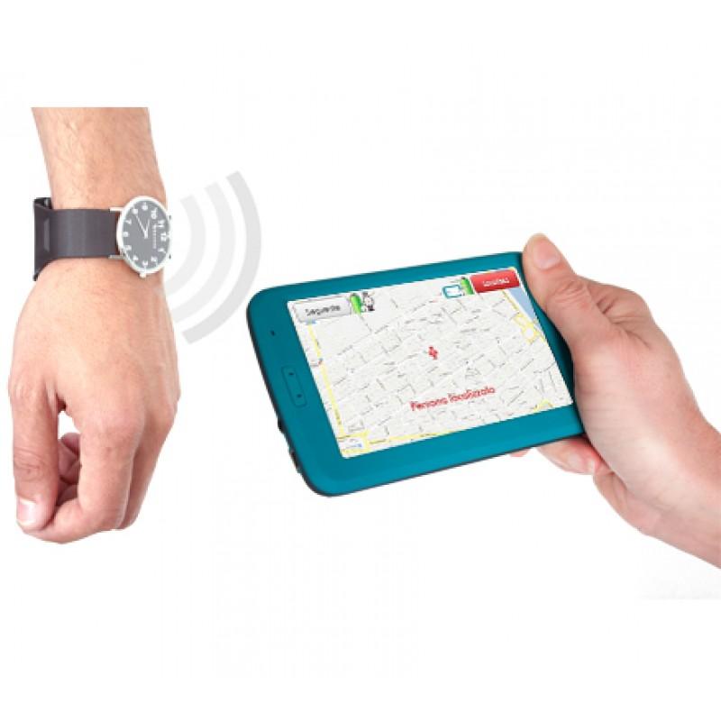 Localizador GPS para personas Keruve